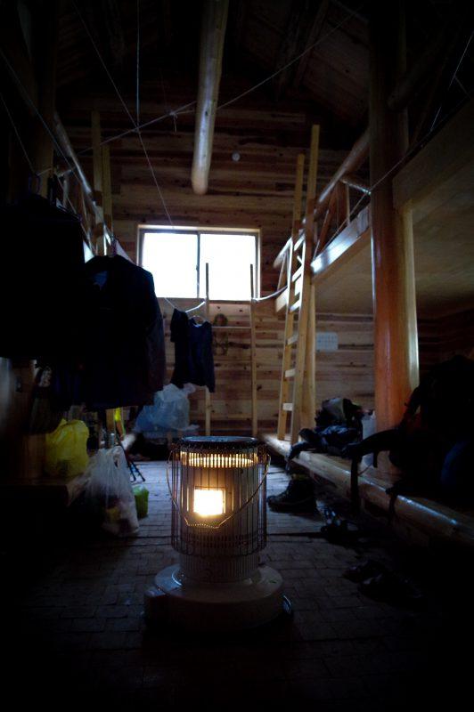 聖平小屋避難小屋