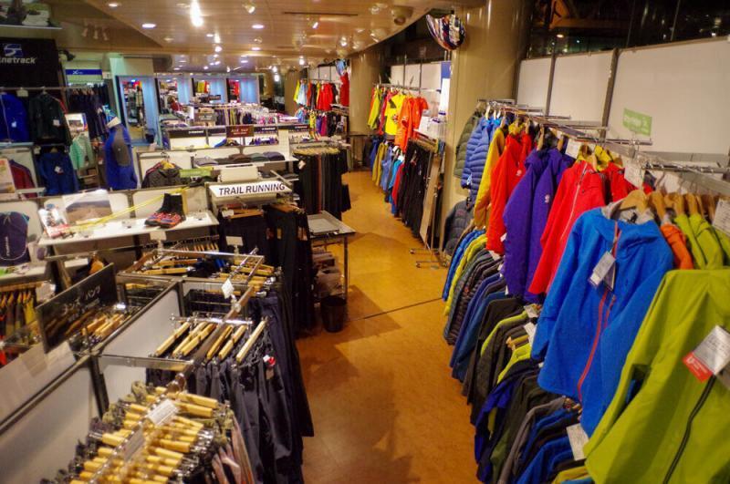 横浜駅周辺のスポーツショップ 5選。総合店から専 …